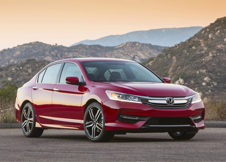 Honda Accord 2016 800x600 Wallpaper 03