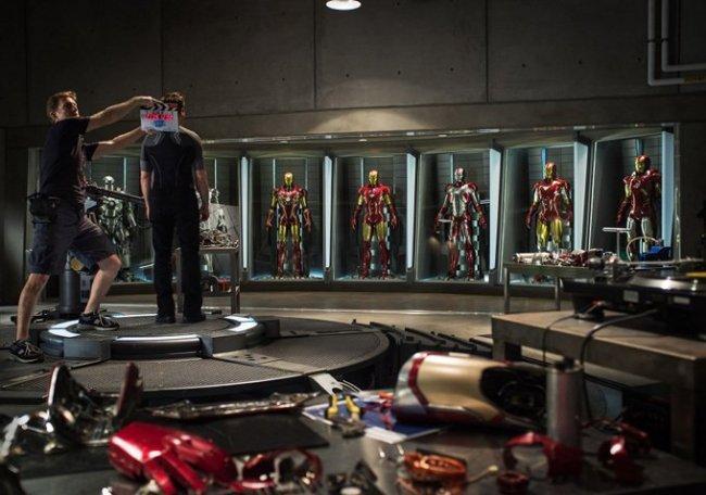 Primera imagen oficial de 'Iron Man 3'