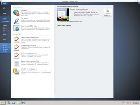 Habrá versiones de 64 bits de Office 14