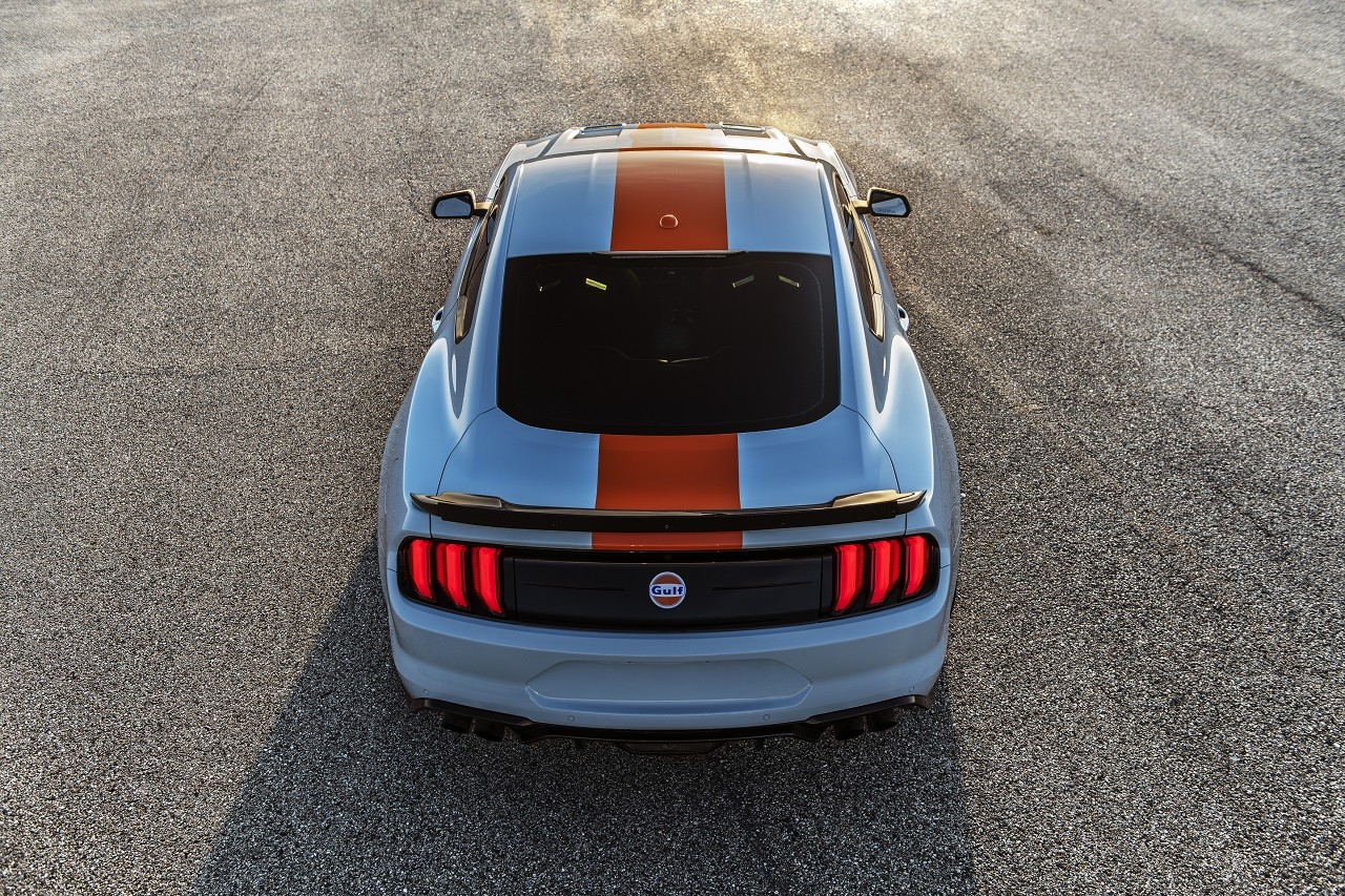 Foto de Ford Mustang Gulf Heritage Edition (12/38)