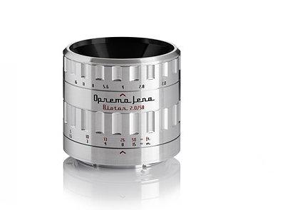 La nueva propuesta de Oprema Jena: revivir el Biotar 58 mm. f/2
