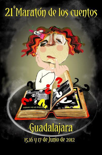 Maratón del misterio: fin de semana de cuento en Guadalajara