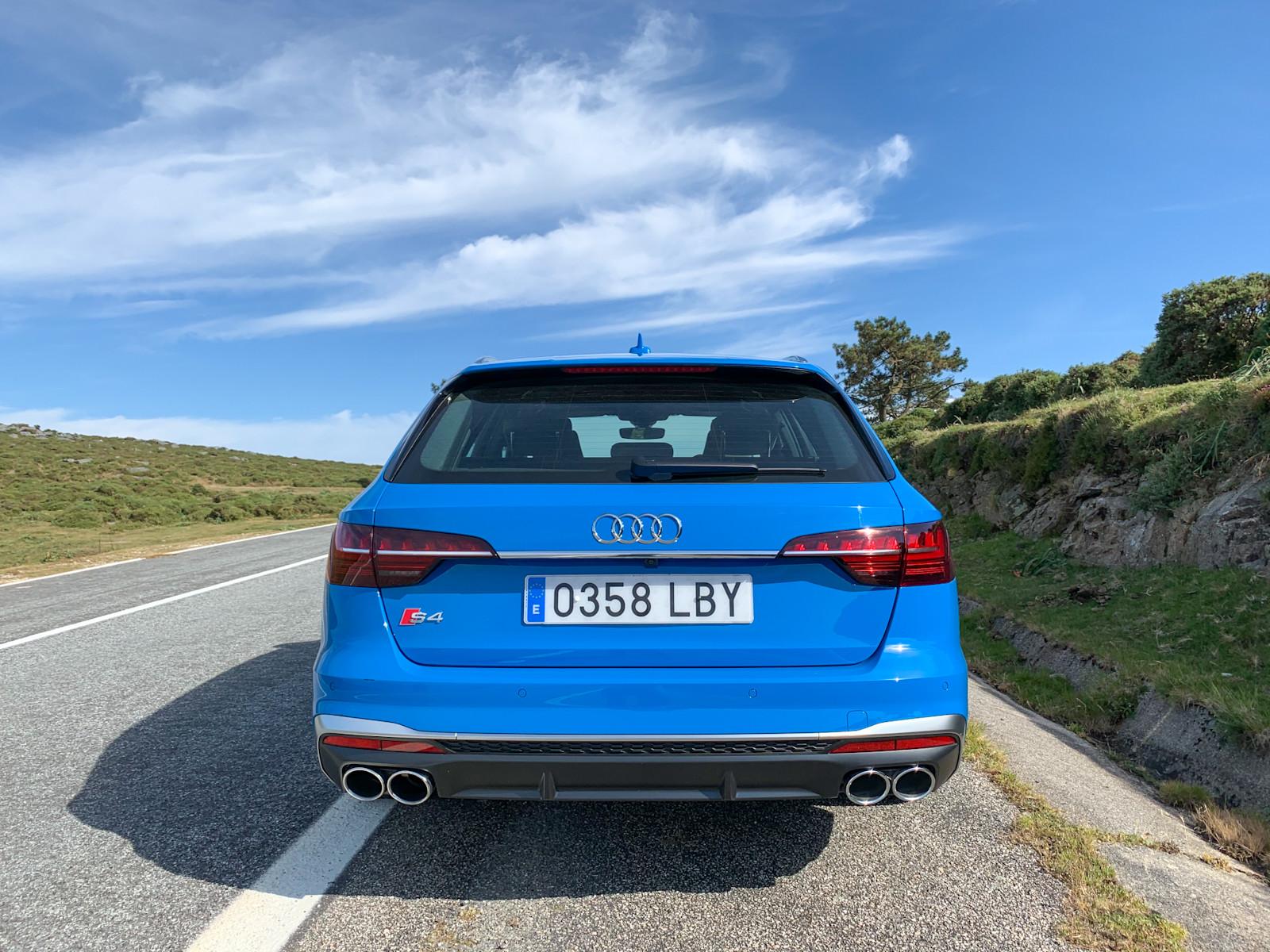 Foto de Audi S4 Avant 2020 (prueba) (2/26)