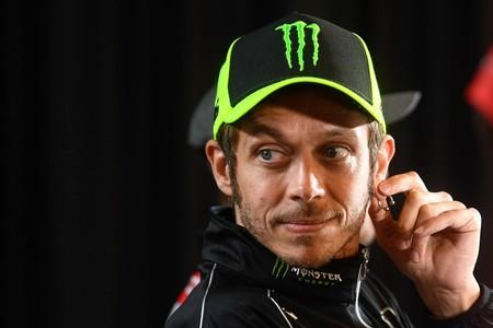 Rossi Silverstone Motogp 2019