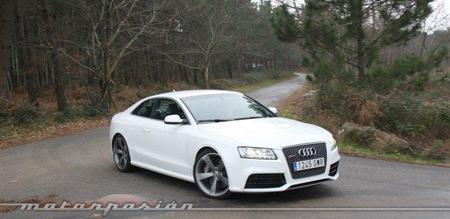 Audi RS5, prueba (valoración y ficha técnica)