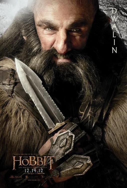 Foto de 'El hobbit: Un viaje inesperado', carteles (21/28)