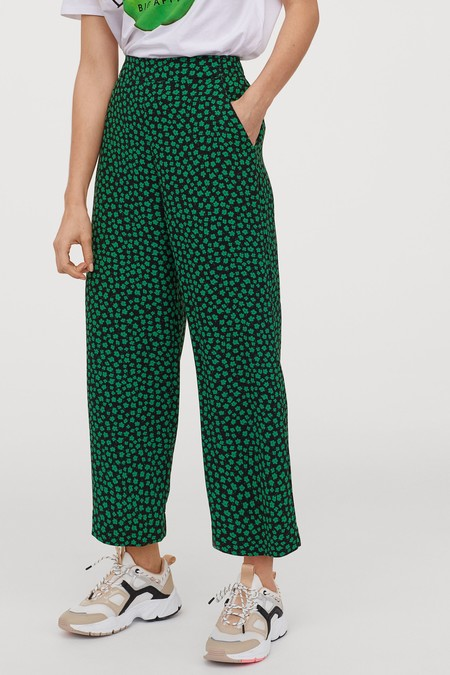 Pantalones Verano 2020 Flores 02