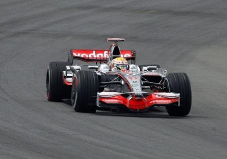Sólo Hamilton tenía riesgo con los neumáticos en Turquía