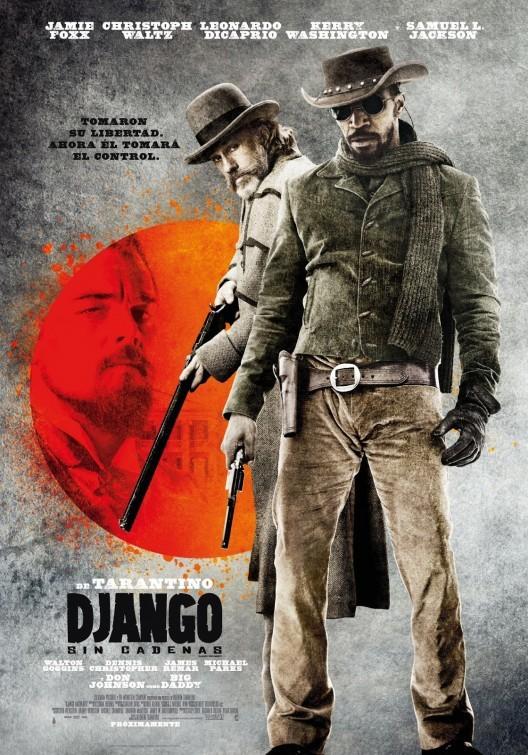 Foto de 'Django desencadenado', últimos carteles (1/6)