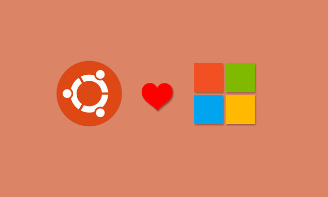 Ubuntu loves Microsoft