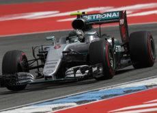 Pole position de Nico Rosberg en casa, en el Gran Premio de Alemania de Fórmula 1