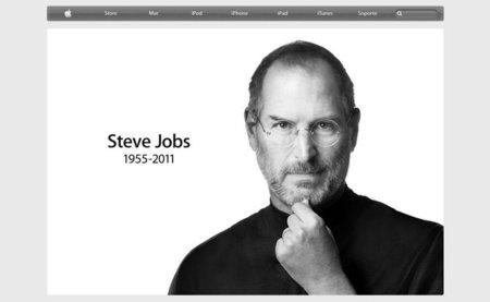 Internet también rinde tributo a Steve Jobs