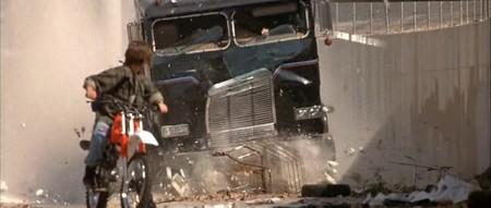 Terminator 3d Parabrisas