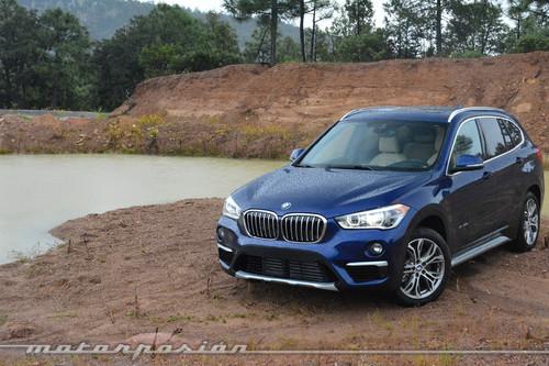Nuevo BMW X1, lo probamos en el fin del mundo... y vivimos para contarlo