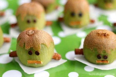 Monstruos de Frankenstein de kiwi