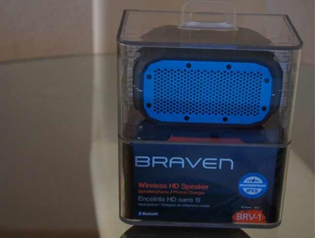 Braven Brv-1, un altavoz Bluetooth todoterreno