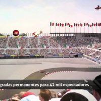 Así se renueva el autódromo Hermanos Rodríguez para el GP de México 2015