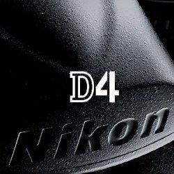 La Nikon D4 se prepara en la sombra