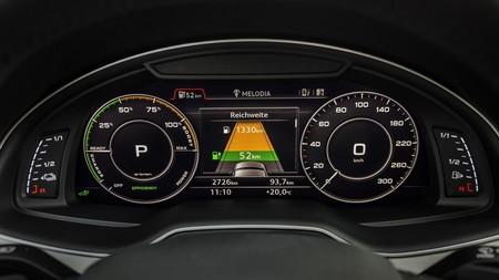 Audi quiere que puedas preguntar a tu coche híbrido qué vía es más eficiente