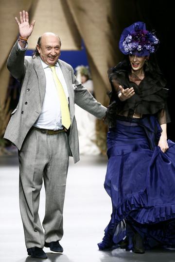 Día 2 en Cibeles: Francis Montesinos y Agatha Ruiz de la Prada