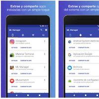 Con esta app podrás extraer y compartir APKs de aplicaciones y juegos muy fácilmente