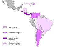 La educación infantil en Hispanoamérica