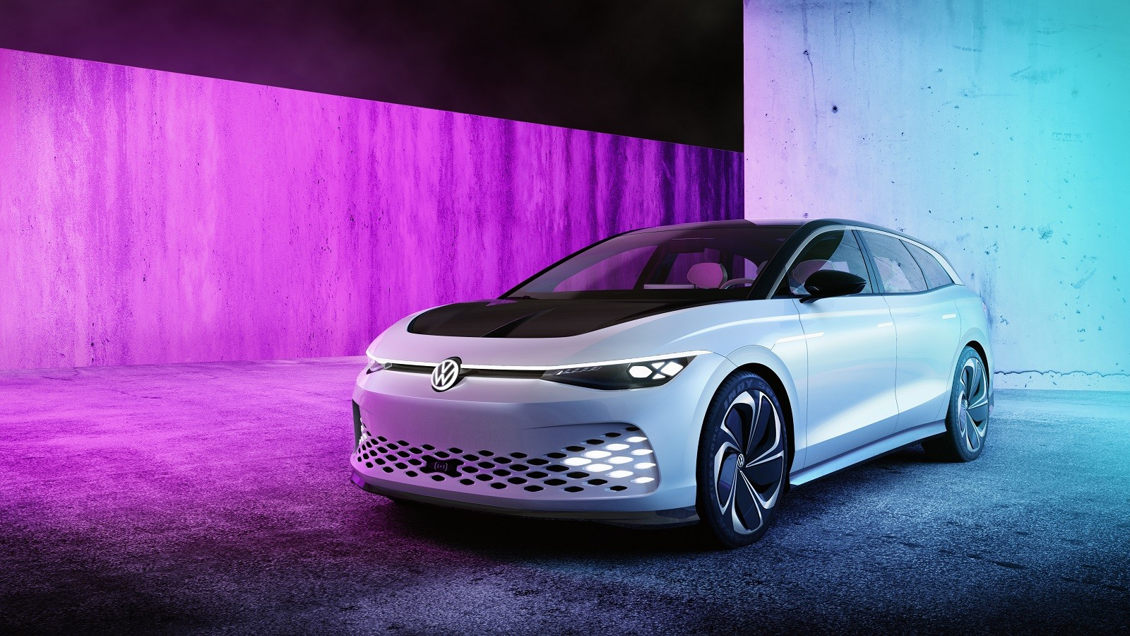 Foto de Volkswagen ID. Space Vizzion Concept (20/32)