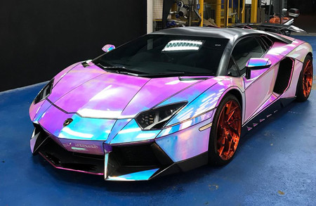 Lamborghini Aventador Dreams Factory Automotive