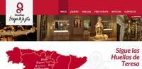 Huellas de Teresa, rutas de peregrinación por las ciudades de Santa Teresa