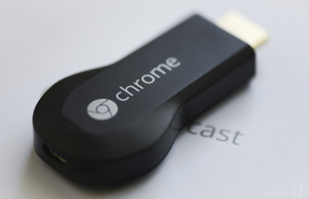 Google Chromecast Dongle