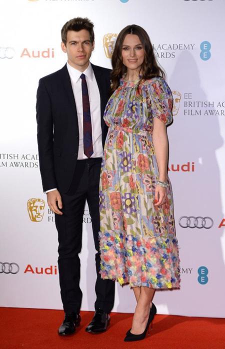 Fiesta Nominados Premios Bafta 2015 Keira Knightley