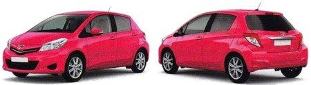 Así es el nuevo Toyota Vitz (Yaris por estos lares)