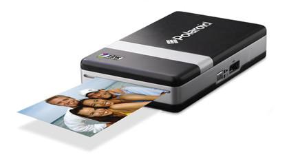 El siguiente paso de Polaroid, Zink