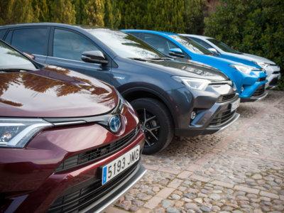 ¿Cuáles son los coches que podrían circular en las situaciones más restrictivas por alta contaminación?