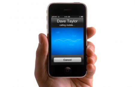 Control de voz en iOS