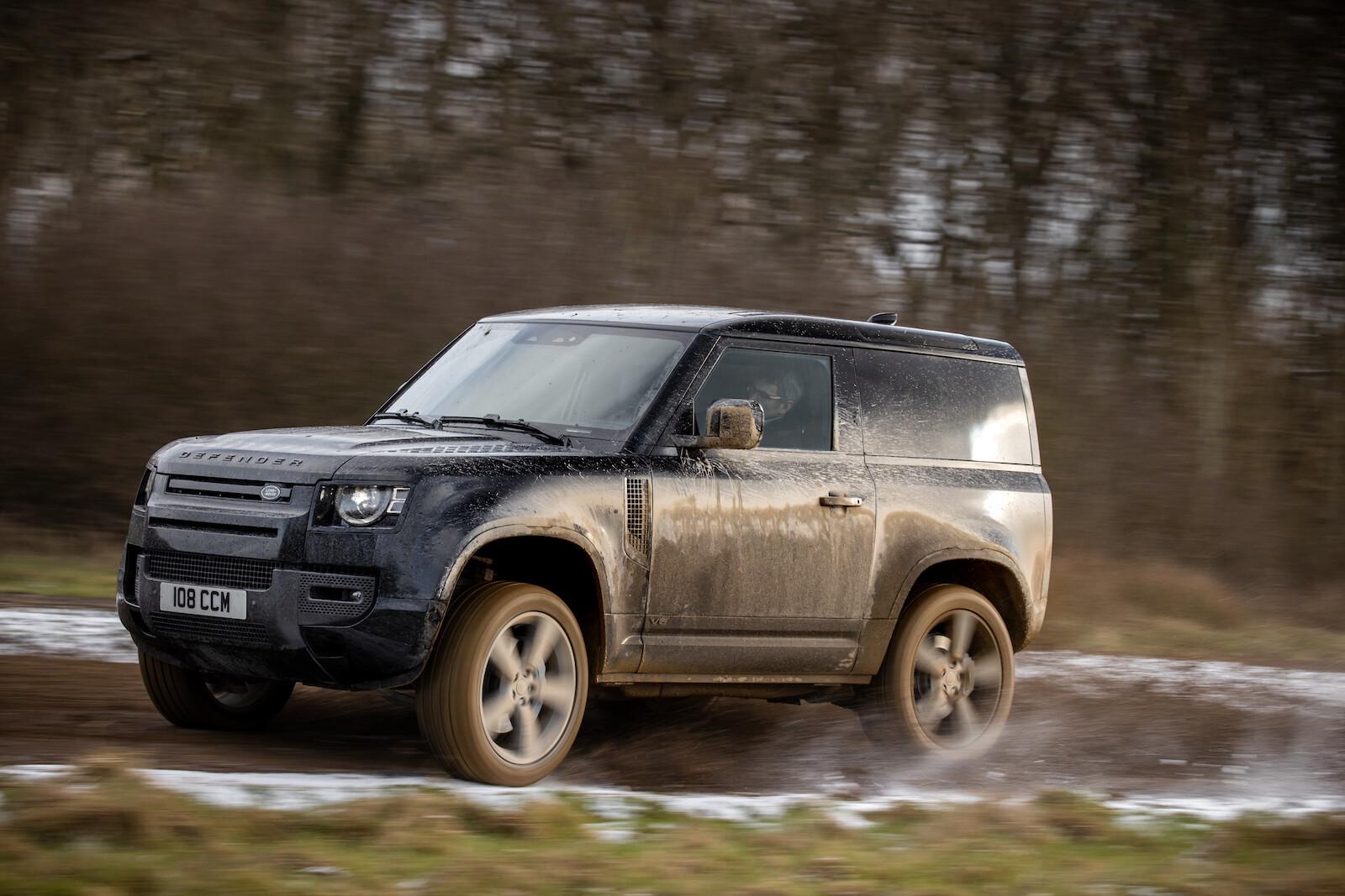 Foto de Land Rover Defender V8 (8/30)