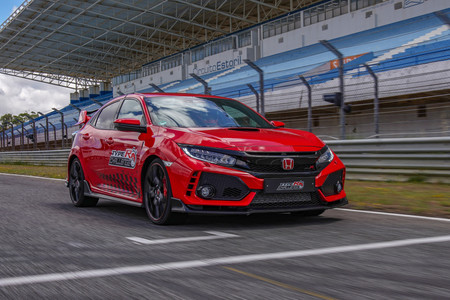 Honda Civic Type R - Estoril