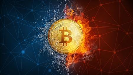 Predecir el crecimiento de bitcoin parece imposible: estos gráficos lo demuestran