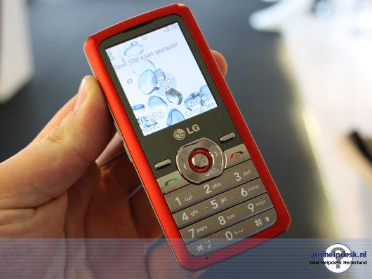 Foto de Los nuevos 5 móviles de LG presentados en Marzo de 2010 (11/11)