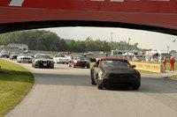 """El 2010 Ford Mustang """"debuta"""" en Road America"""