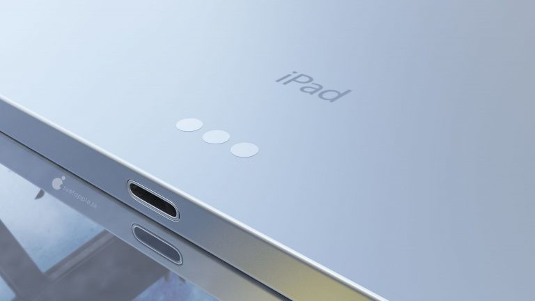 Foto de iPad Air (Render) (2/8)
