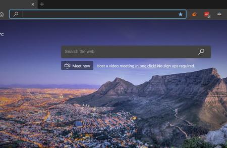La última versión de prueba de Edge añade un botón para videollamar con Skype incluso a usuarios que no disponen de la aplicación