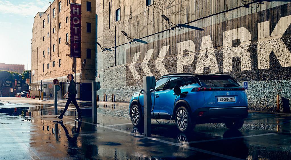 Peugeot e-2008: un B-SUV eléctrico con hasta 310 kilómetros de autonomía que llegará en 2020