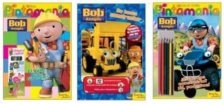 Nuevos libros de Bob y sus amigos