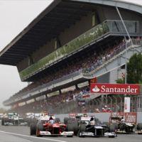 ¡El Gran Premio de España de Fórmula 1 ya está aquí!