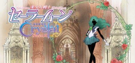 La re-adaptación de 'Sailor Moon' se ha redimido con 'Sailor Moon: Death Busters'
