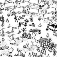 Hidden Folks, un original juego de acertijos visuales para Android con un diseño cautivador
