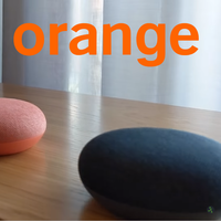 Google Home y Google Home Mini, disponibles con Orange desde 1 euro al mes