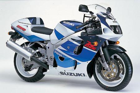 Suzuki Gsx R750 1998