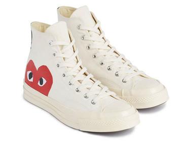 Converse y Comme des Garçons vuelven a repetir para este verano con las sneakers de Filip Pagowski
